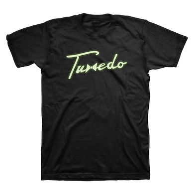 Tuxedo - Glow In The Dark Logo Tee