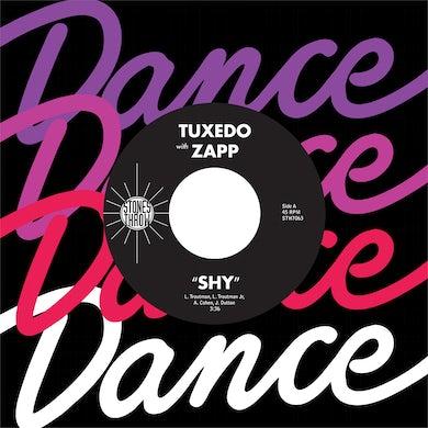 "Tuxedo with Zapp ""Shy"" 7"" (Vinyl)"