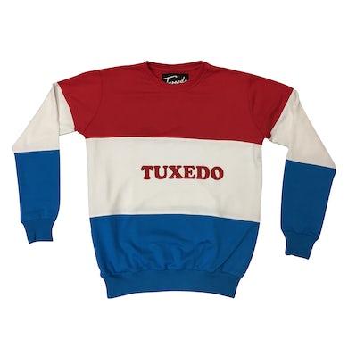 Tuxedo - Cut & Sew Crewneck Sweatshirt