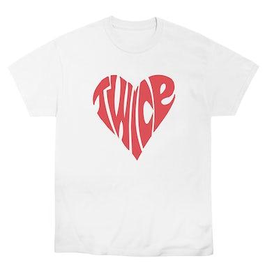 Twice HEART T-SHIRT