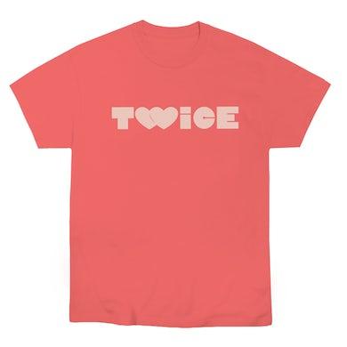 Twice LOGO T-SHIRT