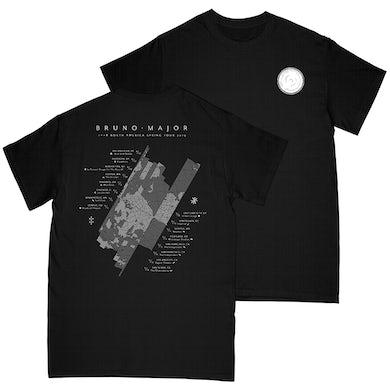 Bruno Major Spring 2019 Tour T-shirt