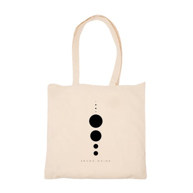 Bruno Major Planet Tote Bag