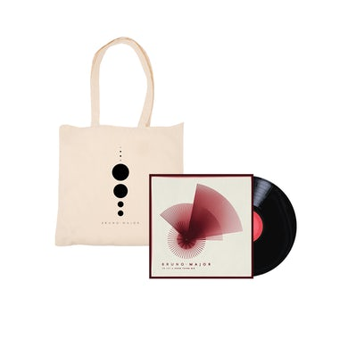 Bruno Major Planet Tote + To Let A Good Thing Die Vinyl