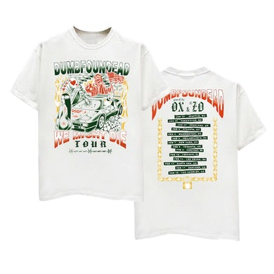 Dumbfoundead Official #WMD Tour Shirt