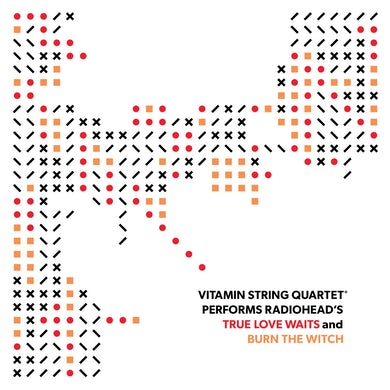 """Vitamin String Quartet Performs Radiohead's """"True Love Waits"""" and """"Burn the Witch"""" - 7"""" Vinyl"""
