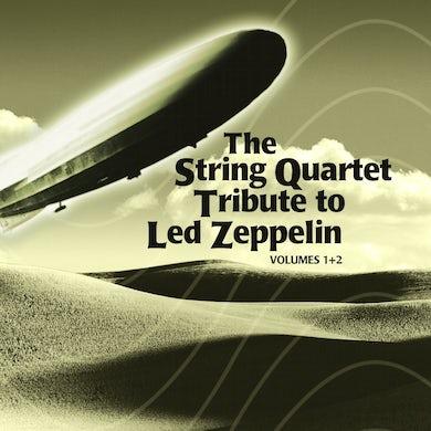 Vitamin String Quartet The String Quartet Tribute to Led Zeppelin - [2CD]