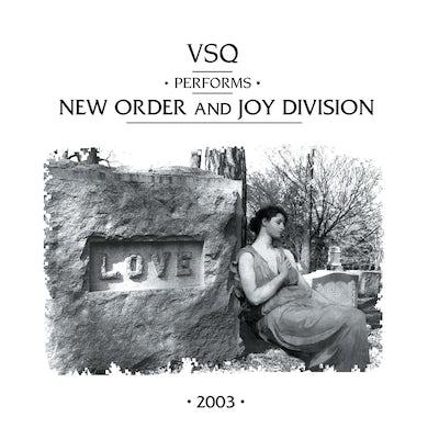 Vitamin String Quartet VSQ Performs New Order & Joy Division