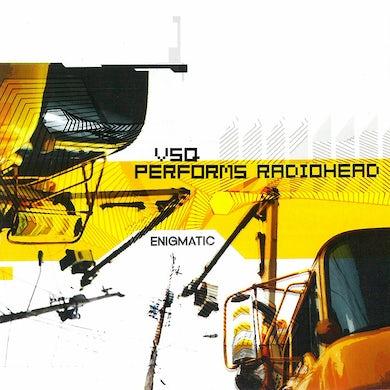Vitamin String Quartet VSQ Performs Radiohead: Enigmatic