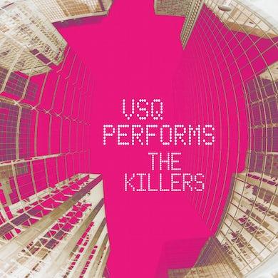 Vitamin String Quartet VSQ Performs The Killers