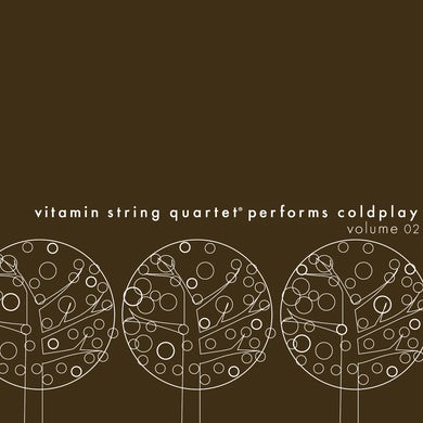 Vitamin String Quartet Performs Coldplay, Vol. 2