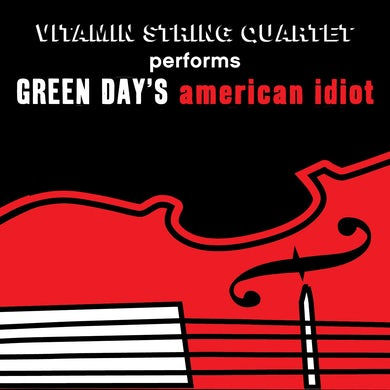 Vitamin String Quartet performs Green Day's American Idiot