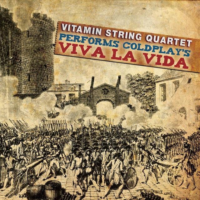Vitamin String Quartet Performs Coldplay's Viva la Vida