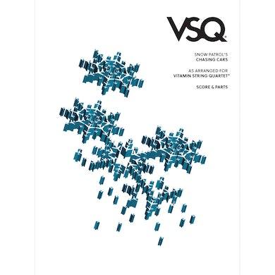 "Vitamin String Quartet Snow Patrol's ""Chasing Cars"" as Arranged for VSQ (Sheet Music)"