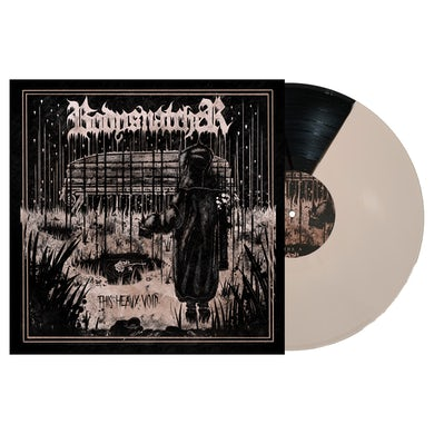 "Bodysnatcher ""This Heavy Void"" Two-Tone Vinyl LP"