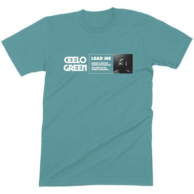 "CeeLo Green  ""Lead Me"" Aqua Shirt"