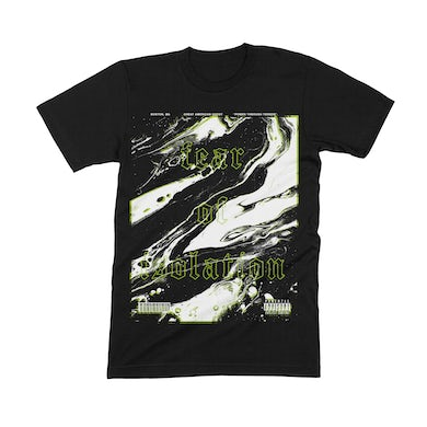"""Great American Ghost - """"Fear Of Isolation"""" Shirt"""