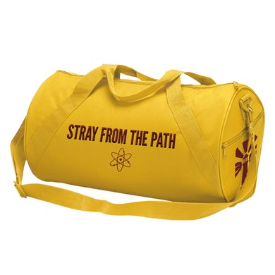 Stray From The Path Travel Duffel Bag