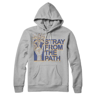 Stray From The Path Atom Hand Hoodie