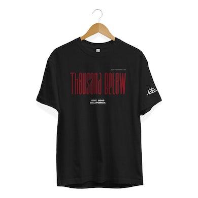 """Thousand Below """"Minimalist"""" Shirt"""