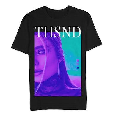 "Thousand Below ""Vibey Girl"" Shirt (Pre-Order)"