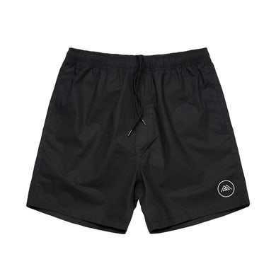 Thousand Below Embroidered Beach Shorts (Pre-Order)