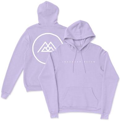 Thousand Below Lavender Logo Hoodie (Pre-Order)