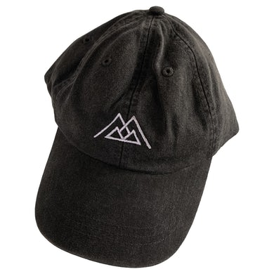 Thousand Below Grey Logo Hat
