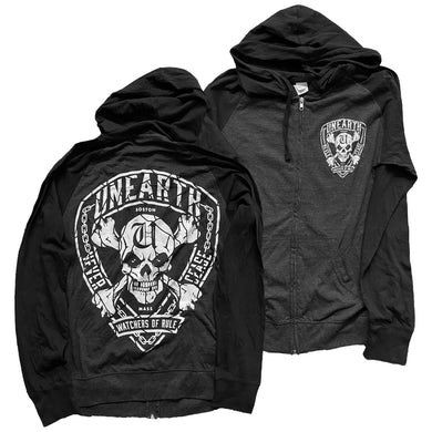 "Unearth ""Extinctions"" Hoodie (Small)"