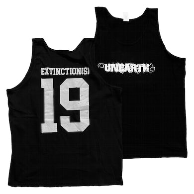 "Unearth ""Extinctions"" Tank Top"