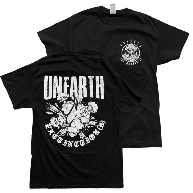 "Unearth ""Extinctions"" Tee"