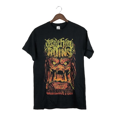 "Within The Ruins - ""Shreadator Shirt"""