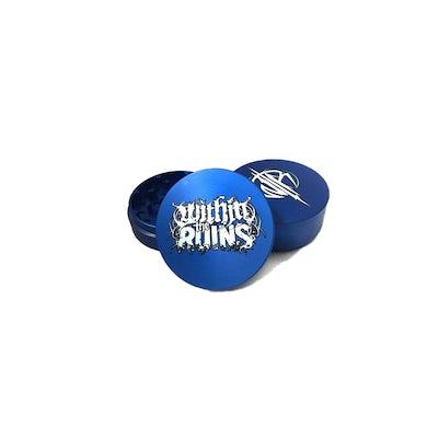 """Logo"""" Blue Grinder"""