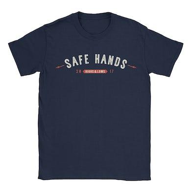 """Safe Hands - """"Highs & Lows"""" Shirt (Pre-Order)"""