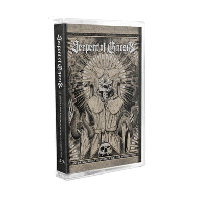 "Serpent Of Gnosis - ""As I Drink From The Infinite Well Of Inebriation"" Cassette"