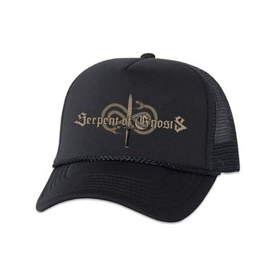 "Serpent Of Gnosis - ""Emblem"" Trucker Hat"
