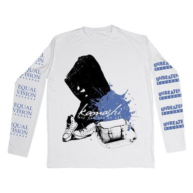 """""""Why Did You Do It?"""" Long Sleeve"""
