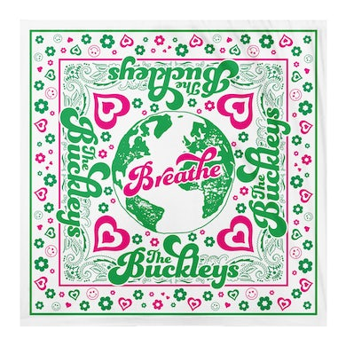 The Buckleys Breathe Paisley Bandana