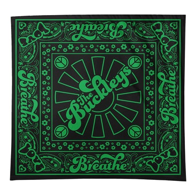 The Buckleys Breathe Icons Bandana