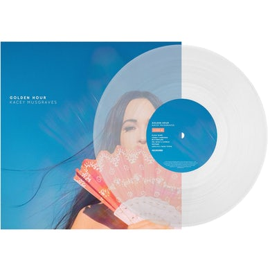 Kacey Musgraves GOLDEN HOUR VINYL