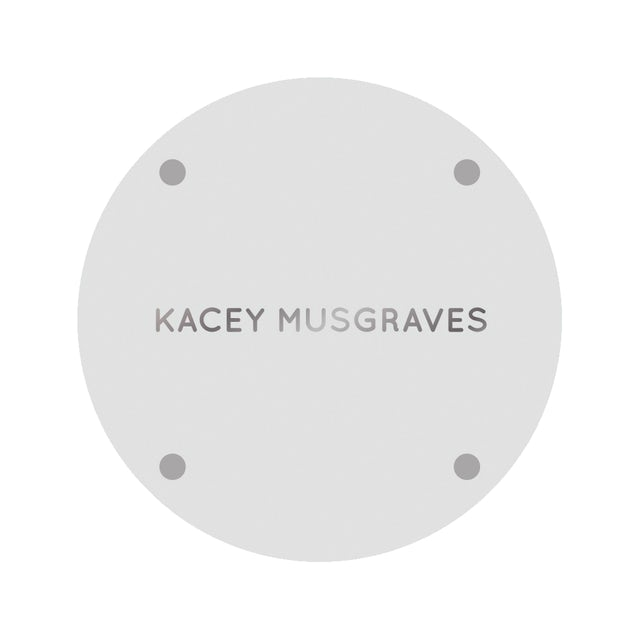 Kacey Musgraves OH, WHAT A WORLD SNOW GLOBE