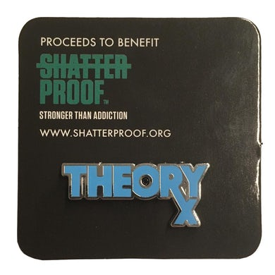 Theory of a Deadman Theory x Shatterproof Pin