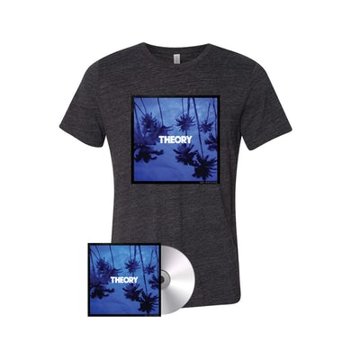 Theory of a Deadman Say Nothing CD Bundle