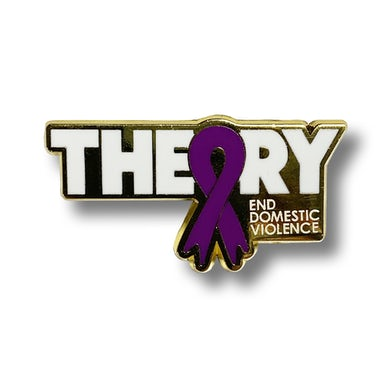 Theory of a Deadman Say Nothing Pin