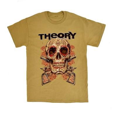 Theory of a Deadman Blow T-Shirt - Tan