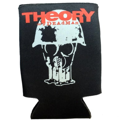 Theory of a Deadman Gas Mask Koozie