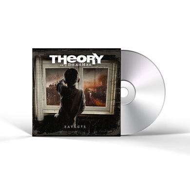 Theory of a Deadman Savages CD
