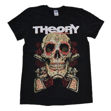 Theory of a Deadman Blow T-Shirt - Black