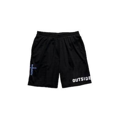 Bino Rideaux Outside Black Shorts