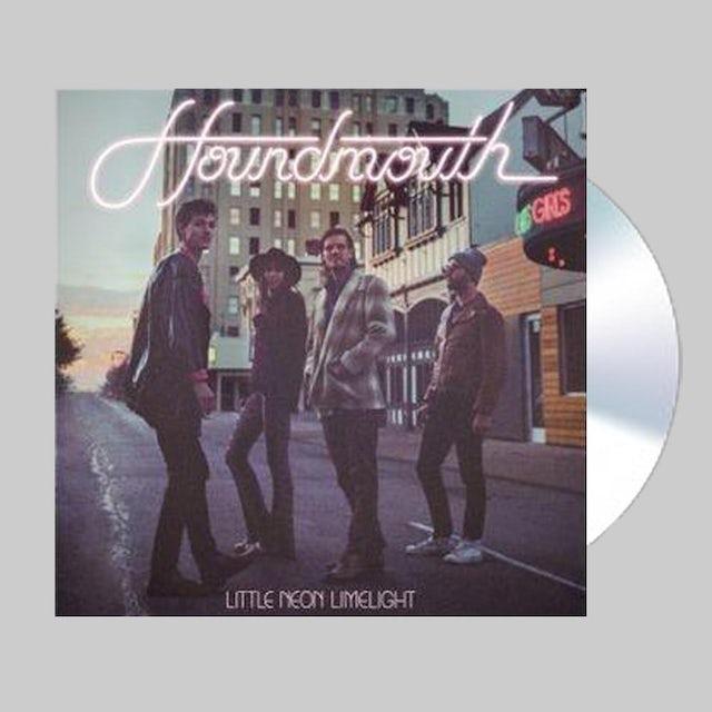 Houndmouth Little Neon Limelight CD
